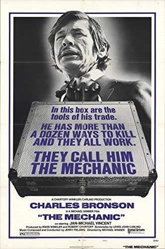 The Mechanic (1972 film)