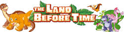 Land Before Time Wordmark.png