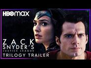 Zack Snyder's Justice League - Trilogy Trailer - HBO Max