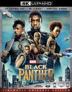 Black Panther CUE 4K