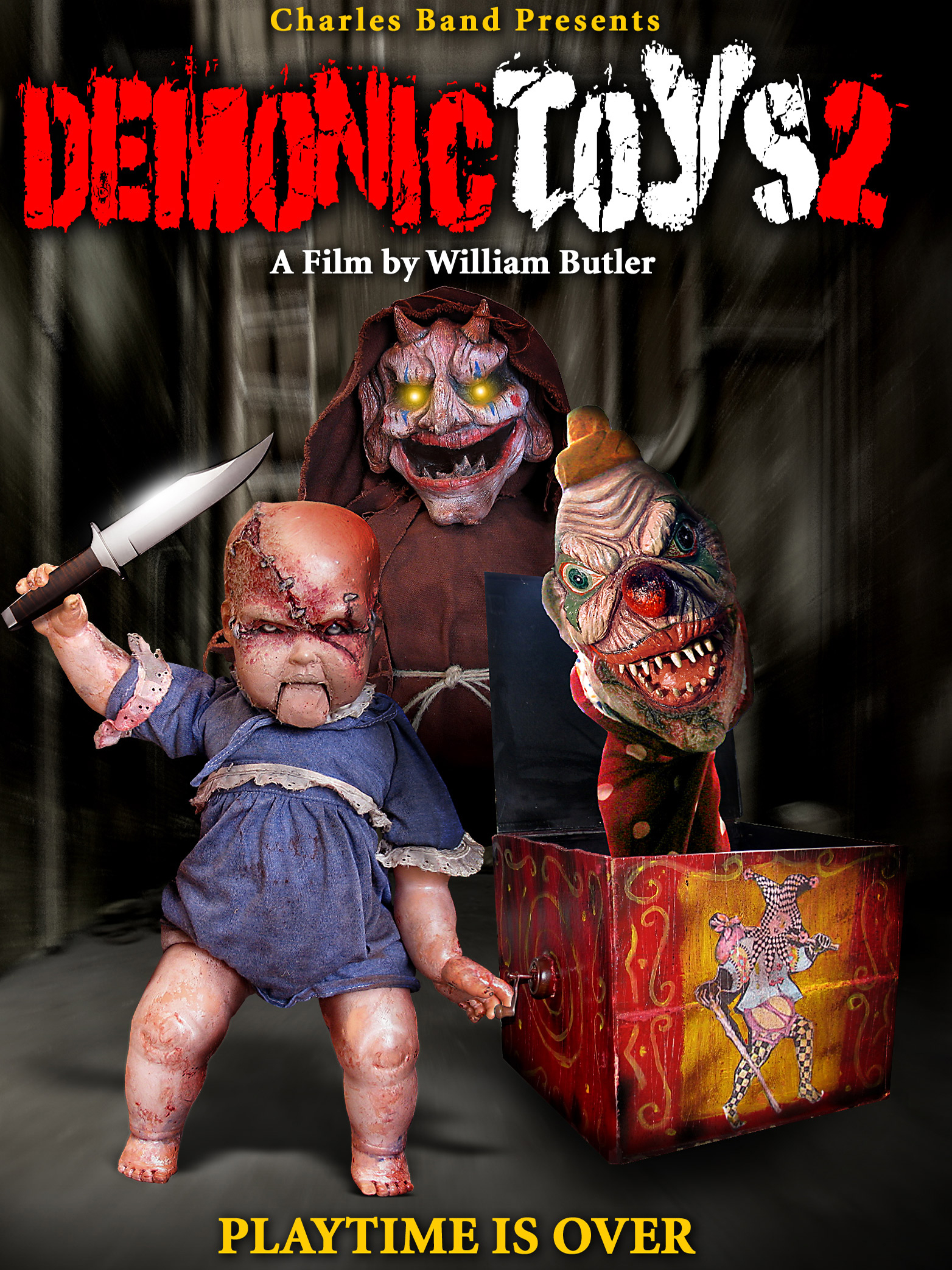 The Demonic Toys 2: Personal Demons