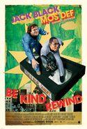 Be kind rewind post