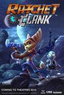 Ratchet & Clank Teaser Poster