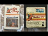 Opening & Closing to The Many Adventures of Winnie the Pooh 1981 VHS -True HQ-