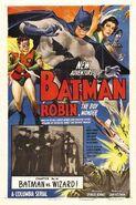 Batman and Robin 1949 poster