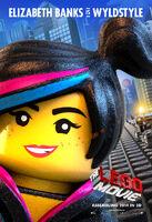 LEGO ONLINE DEBUT WYLDSTYLE INTL