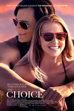 The Choice (2016 film) poster.jpg