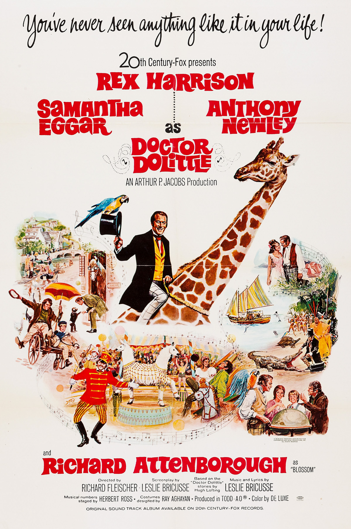 Doctor Dolittle (1967 film)