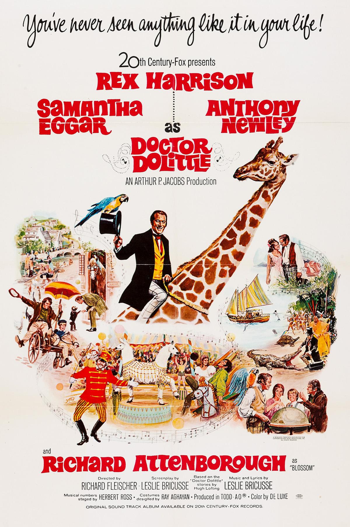 Doctor Dolittle (1967 film)
