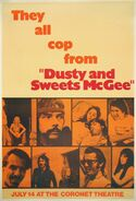 Dusty and Sweets McGee poster