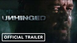 Unhinged - Official Trailer (2020) Russell Crowe