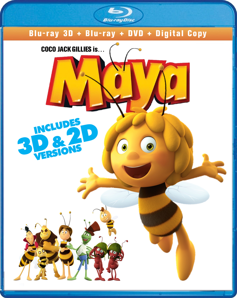 Maya the Bee (franchise)