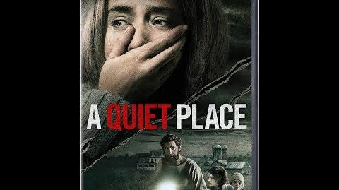 A Quiet Place/Home media