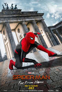 Spiderman far from home ver3
