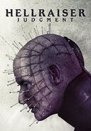 Hellraiser Judgment Poster