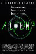 Alien 3 1992 Poster