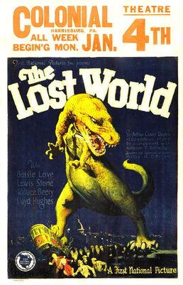 The Lost World (1925) - film poster.jpg