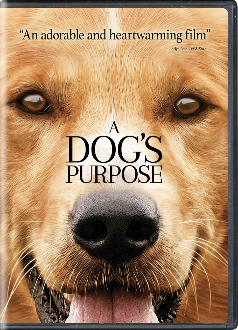 A Dog's Purpose/Home media
