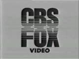 CBS/Fox Video