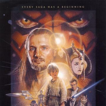 Star Wars Episode I The Phantom Menace Moviepedia Fandom