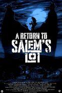 A Return to Salem's Lot 1987 Poster