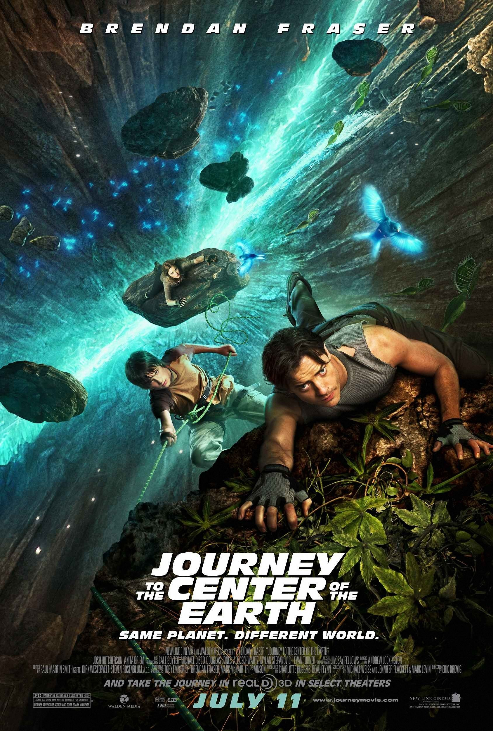 Journey to the Center of the Earth (2008 theatrical film)