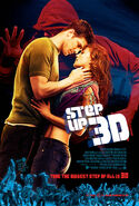 Step Up 3D 2010 Poster