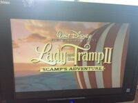 Video trailer Lady and the Tramp II Scamp's Adventure 2.jpeg