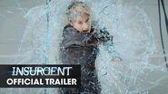 Divergent Series Insurgent (2015 Movie - Shailene Woodley) Trailer