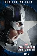 Captain America Civil War Team Cap 001
