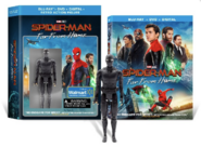 Spider Man Far From Home Action Figure Exclusive 2019 Blu-ray
