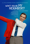 Wont You Be My Neighbor poster