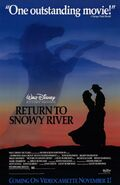 Return to Snowy River 1988 Poster