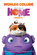 Home (2015 film) poster