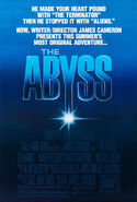 The Abyss 1989 Poster