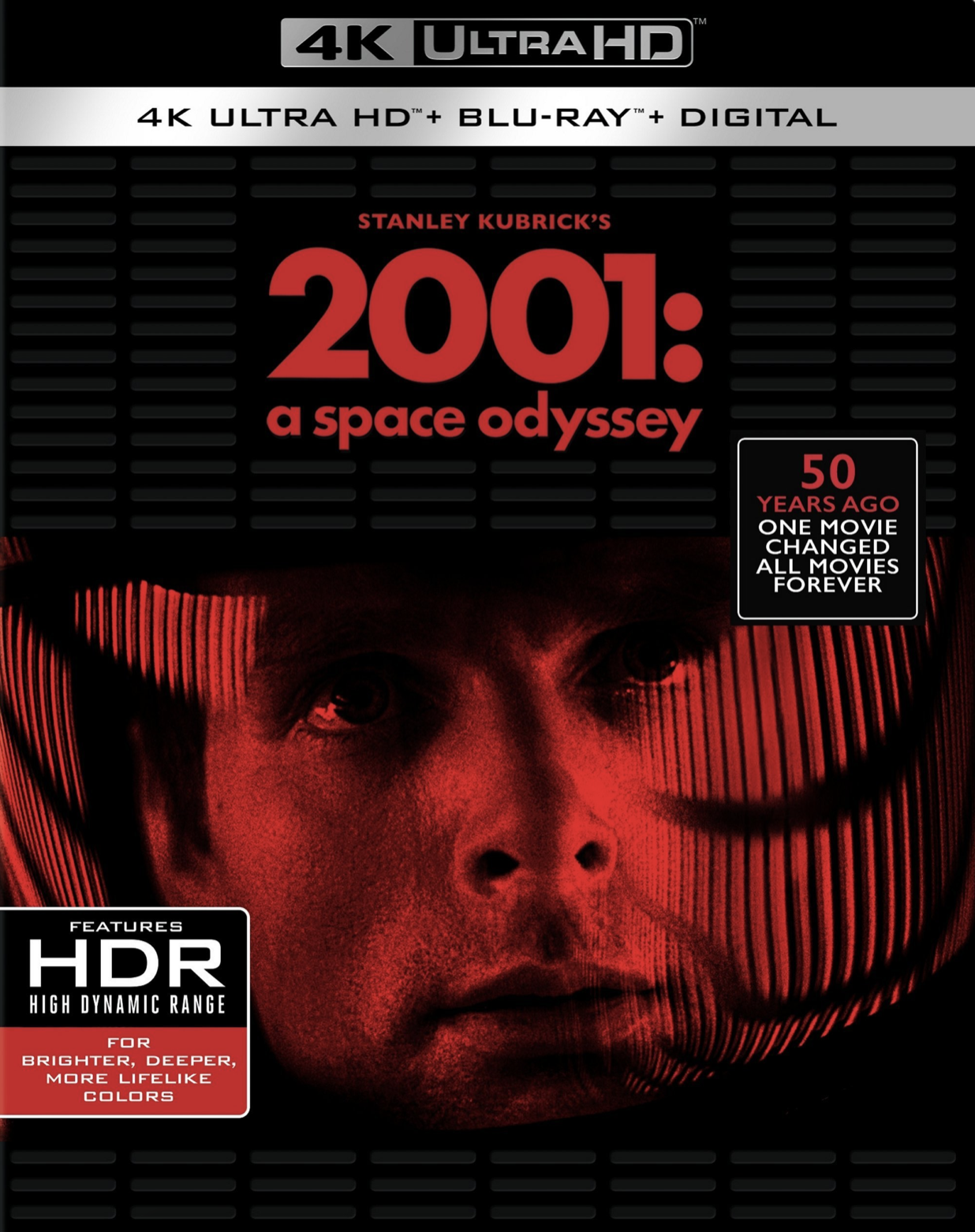 2001: A Space Odyssey/Home media