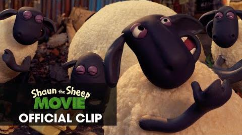 """Shaun The Sheep Movie Official Clip – """"Singing"""""""