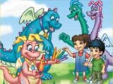 Dragon Tales/Home media