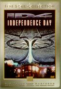 Independence Day 2000 DVD