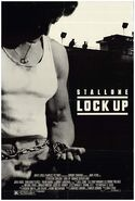 Lock Up 1989 Poster