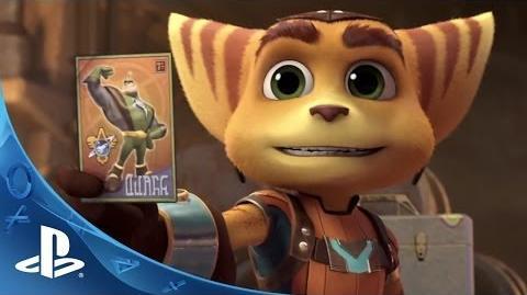 Ratchet & Clank Film Trailer E3 2014