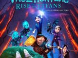 Trollhunters:Rise of the Titans