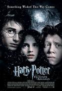 Harry Potter and the Prisoner of Azkaban poster