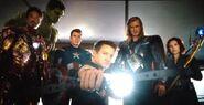 The Avengers Ending