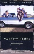 Varsity Blues 1999 Poster