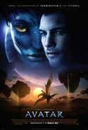Avatar 2009 Film Poster
