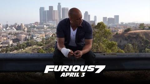 "Furious 7 - Featurette ""A Look Inside"""