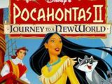 Pocahontas II: Journey to a New World/Home media