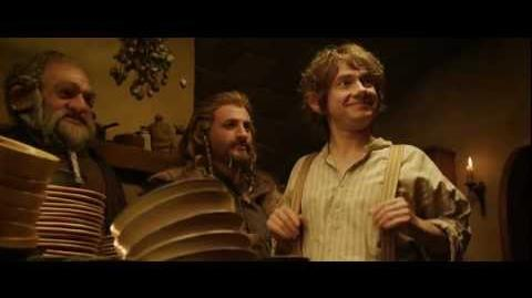 The Hobbit An Unexpected Journey - Announcement Trailer (HD)