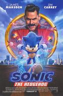 Sonic Movie Teaser Poster 2